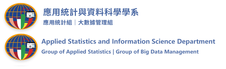 Applied Statistics and Information Science Department